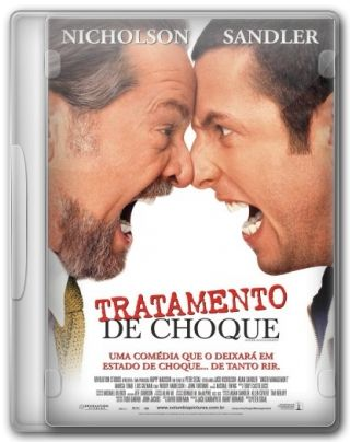 Capa do Filme Tratamento de Choque