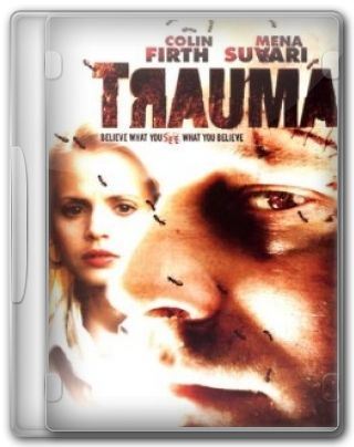 Capa do Filme Trauma