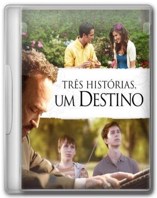 Capa do Filme Três Histórias, Um Destino