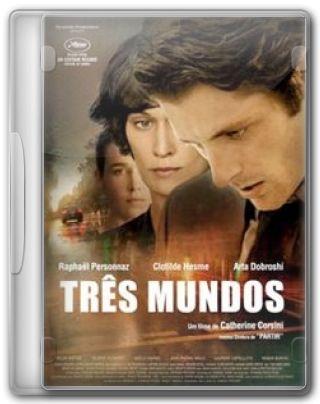Capa do Filme Três Mundos