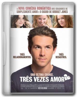 Capa do Filme Três Vezes Amor