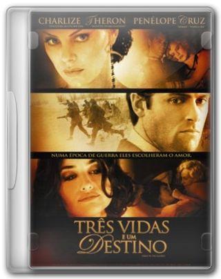 Capa do Filme Três Vidas e um Destino
