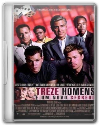 Capa do Filme Treze Homens e um Novo Segredo