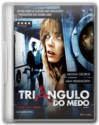 Capa do Filme Triângulo do Medo
