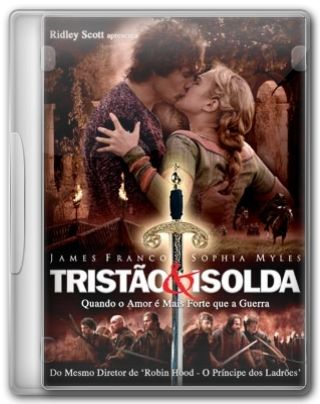 Capa do Filme Tristão & Isolda