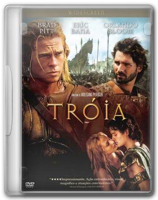 Capa do Filme Tróia