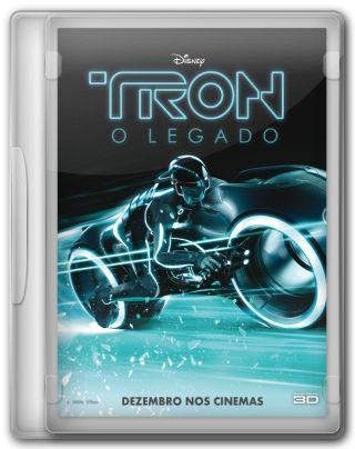 Capa do Filme Tron: O Legado