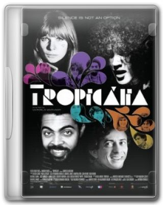 Capa do Filme Tropicalia