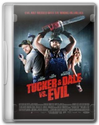 Capa do Filme Tucker & Dale Contra o Mal