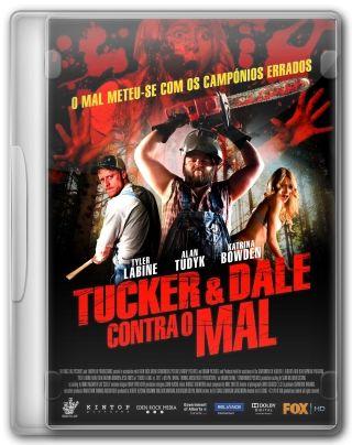 Capa do Filme Tucker e Dale Contra o Mal