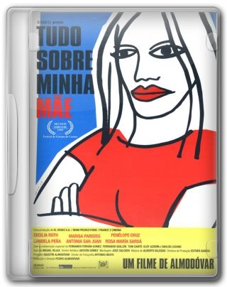 Capa do Filme Tudo Sobre Minha Mãe