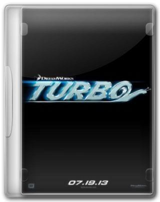 Capa do Filme Turbo