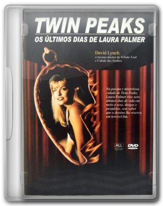 Capa do Filme Twin Peaks: Os Últimos Dias de Laura Palmer