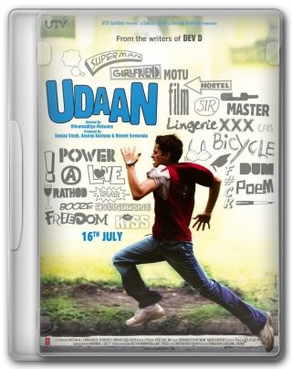 Capa do Filme Udaan