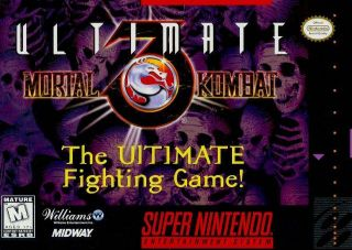 Ultimate Mortal Kombat 3 SNES ROMS