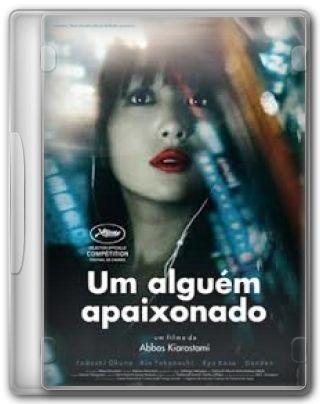 Capa do Filme Um Alguém Apaixonado