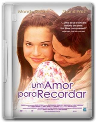 Capa do Filme Um Amor para Recordar