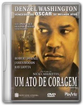 Capa do Filme Um Ato de Coragem