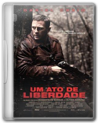 Capa do Filme Um Ato de Liberdade