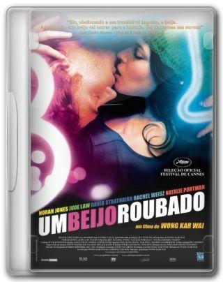 Capa do Filme Um Beijo Roubado