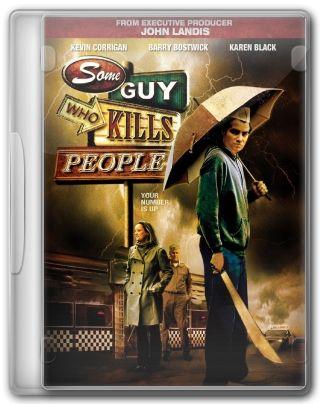 Capa do Filme Um Cara que Mata Pessoas