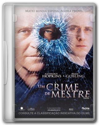 Capa do Filme Um Crime de Mestre