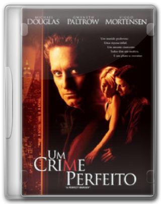 Capa do Filme Um Crime Perfeito