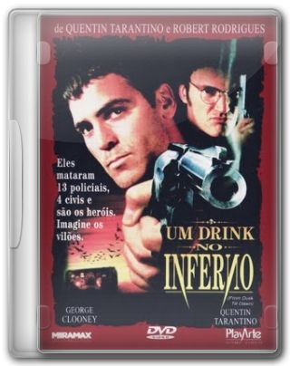 Capa do Filme Um Drink no Inferno