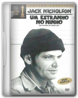 Capa do Filme Um Estranho no Ninho