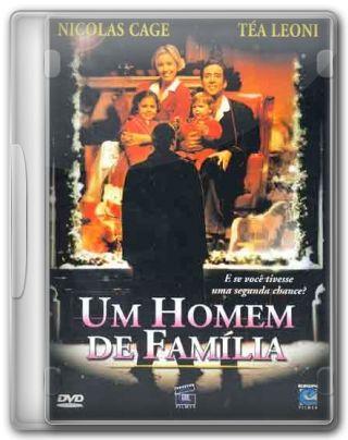 Capa do Filme Um Homem de Família