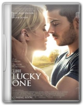 Capa do Filme The Lucky One