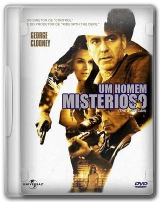 Capa do Filme Um Homem Misterioso