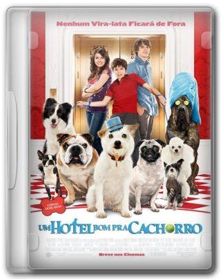 Capa do Filme Um Hotel Bom Pra Cachorro