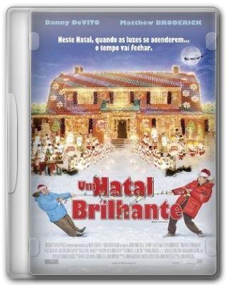 Capa do Filme Um Natal Brilhante