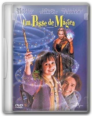 Capa do Filme Um Passe de Mágica