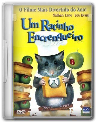 Capa do Filme Um Ratinho Encrenqueiro