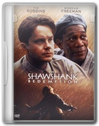 Capa do Filme The Shawshank Redemption