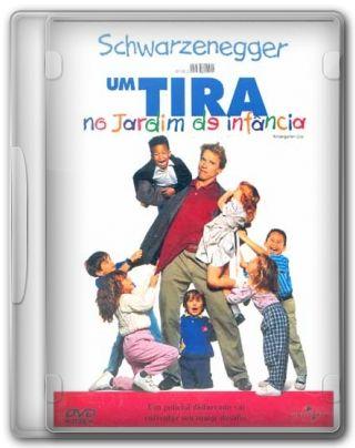 Capa do Filme Um Tira no Jardim de Infância