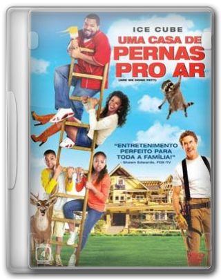Capa do Filme Uma Casa de Pernas pro Ar
