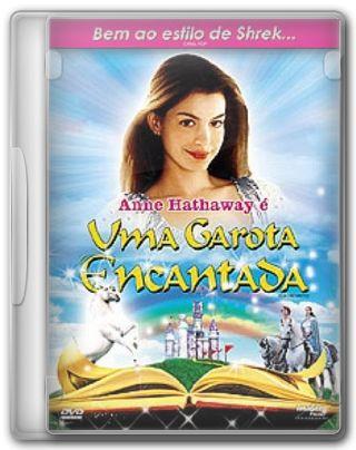 Capa do Filme Uma Garota Encantada