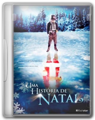 Capa do Filme Uma História de Natal
