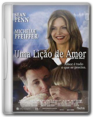 Capa do Filme Uma Lição de Amor