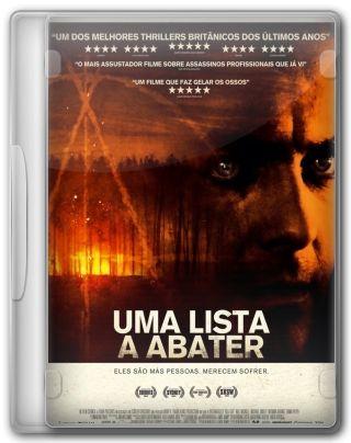 Capa do Filme Uma Lista a Abater