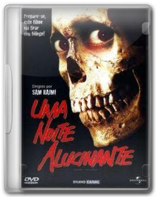 Capa do Filme Uma Noite Alucinante