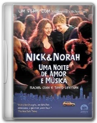 Capa do Filme Uma Noite de Amor e Música