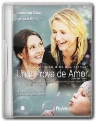 Capa do Filme Uma Prova de Amor
