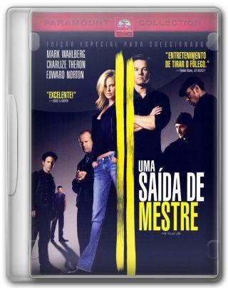 Capa do Filme Uma Saída de Mestre