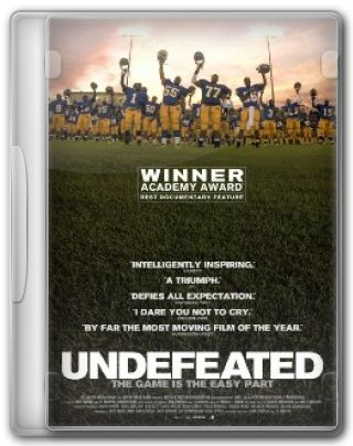 Capa do Filme Undefeated