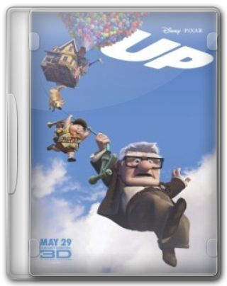 Capa do Filme Up Altas Aventuras