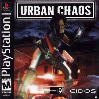 Baixar Urban Chaos PS1 ISO Download Baixar Urban Chaos Playstation 1